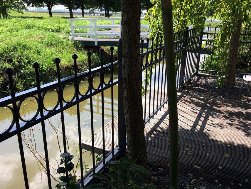 Hekwerk Tuin Metaal : Tuin hekwerk free daarom is het vooral met een kleine tuin
